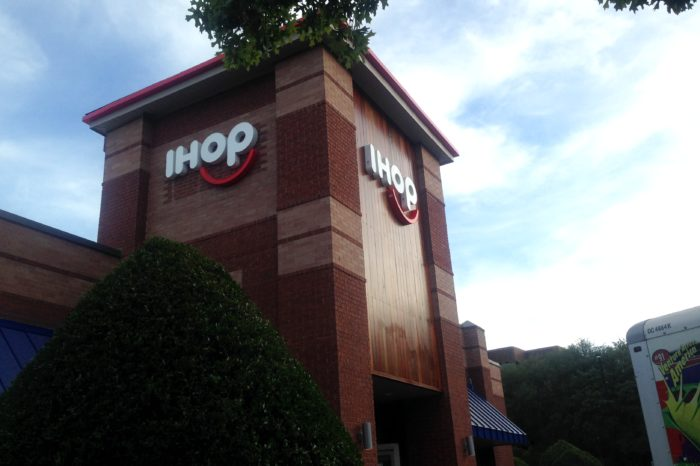 Front Lit Channel Letters IHOP - ExtremeSigns